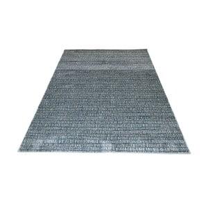 Vysoce odolný koberec Floorita Arte Silver Duro, 140 x 200 cm