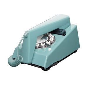 Retro funkční telefon Trim French Blue