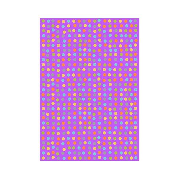 Koberec Flash 120x170 cm, růžový