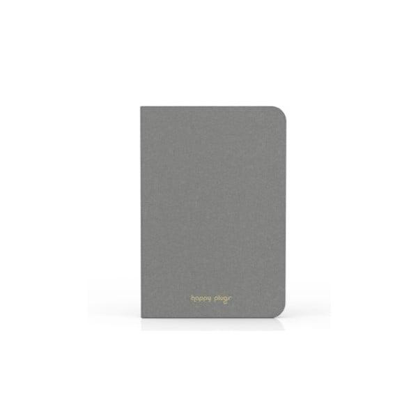 Obal Happy Plugs na iPad Mini Retina, šedý
