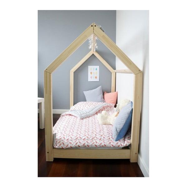 Dětská postel z borovicového dřeva  Benlemi Tery,90x200cm
