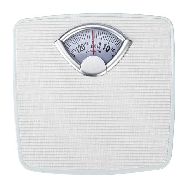 Biała waga łazienkowa Wenko