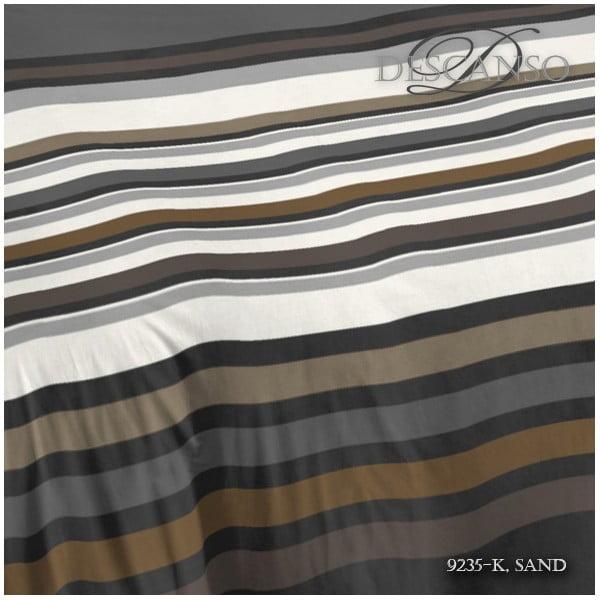 Povlečení Descanso Sand Dream, 140x200 cm