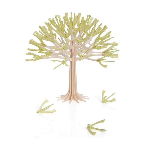 Skládací dekorace Lovi Season Tree Pale Green, 22 cm