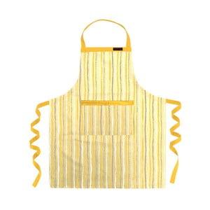 Kuchyňská zástěra Gold Striped