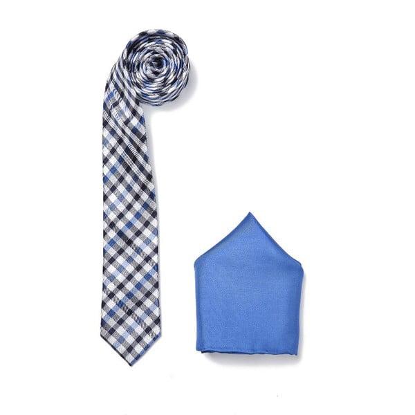 Set kravaty a kapesníčku Ferruccio Laconi 14
