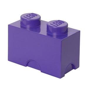 Úložné Lego, fialové