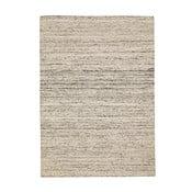 Ručně tkaný koberec Sari, 120x180 cm, smetanový