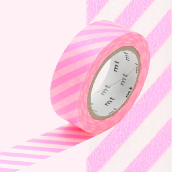 Bandă decorativă Washi MT Masking Tape Nina, rolă 10 m