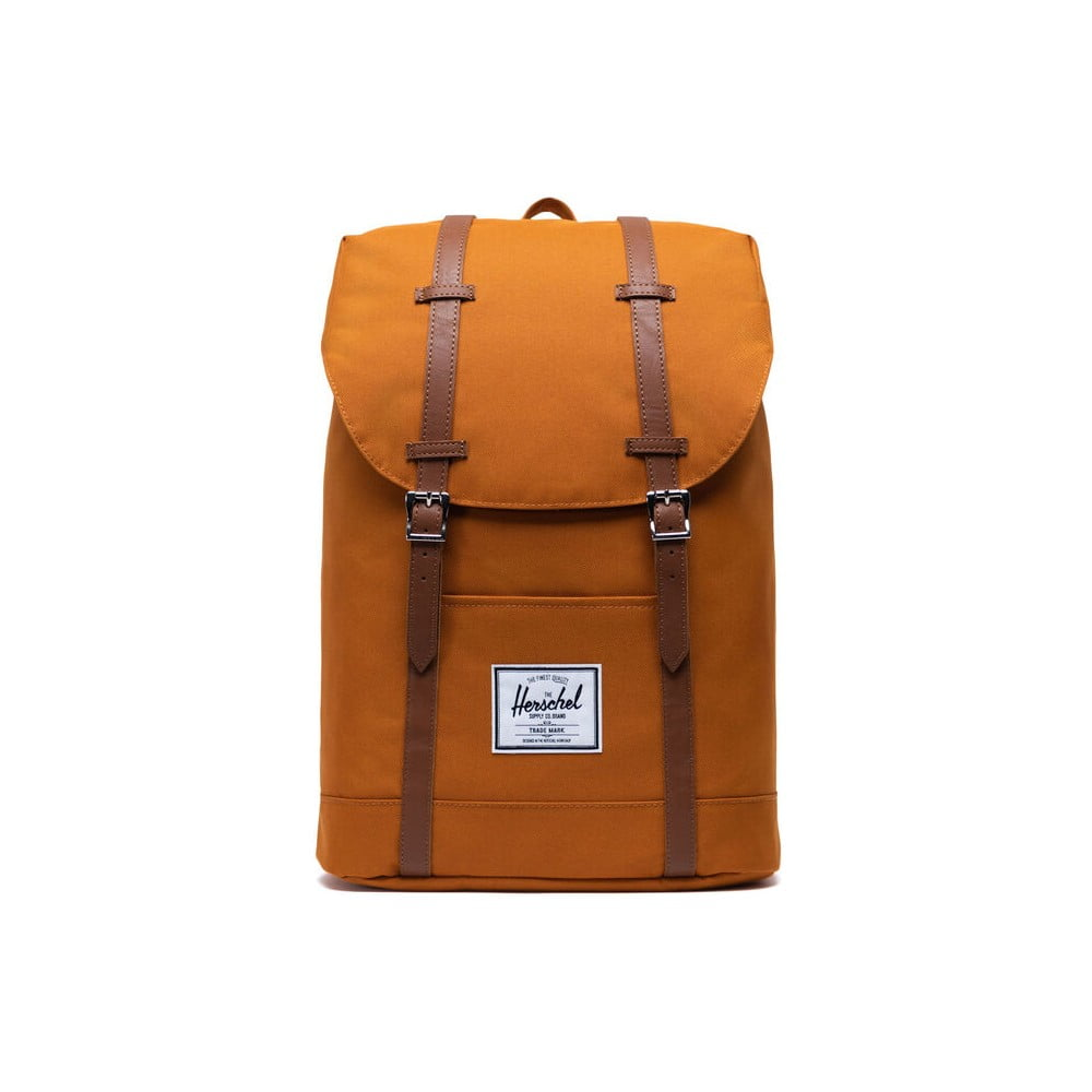 Oranžový batoh Herschel Retreat