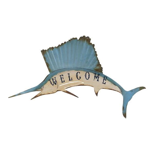 Nástěnná dekorace Athezza Marlin Welcome