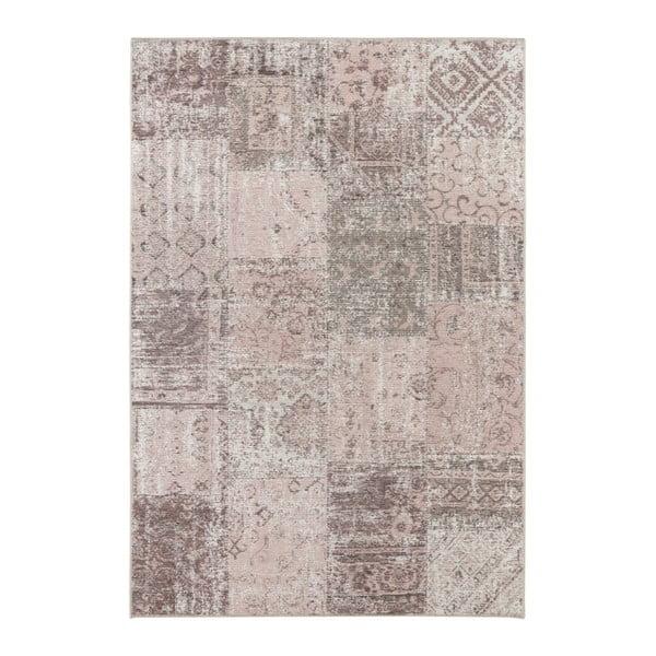 Světle růžový koberec Elle Decor Pleasure Denain, 200 x 290 cm