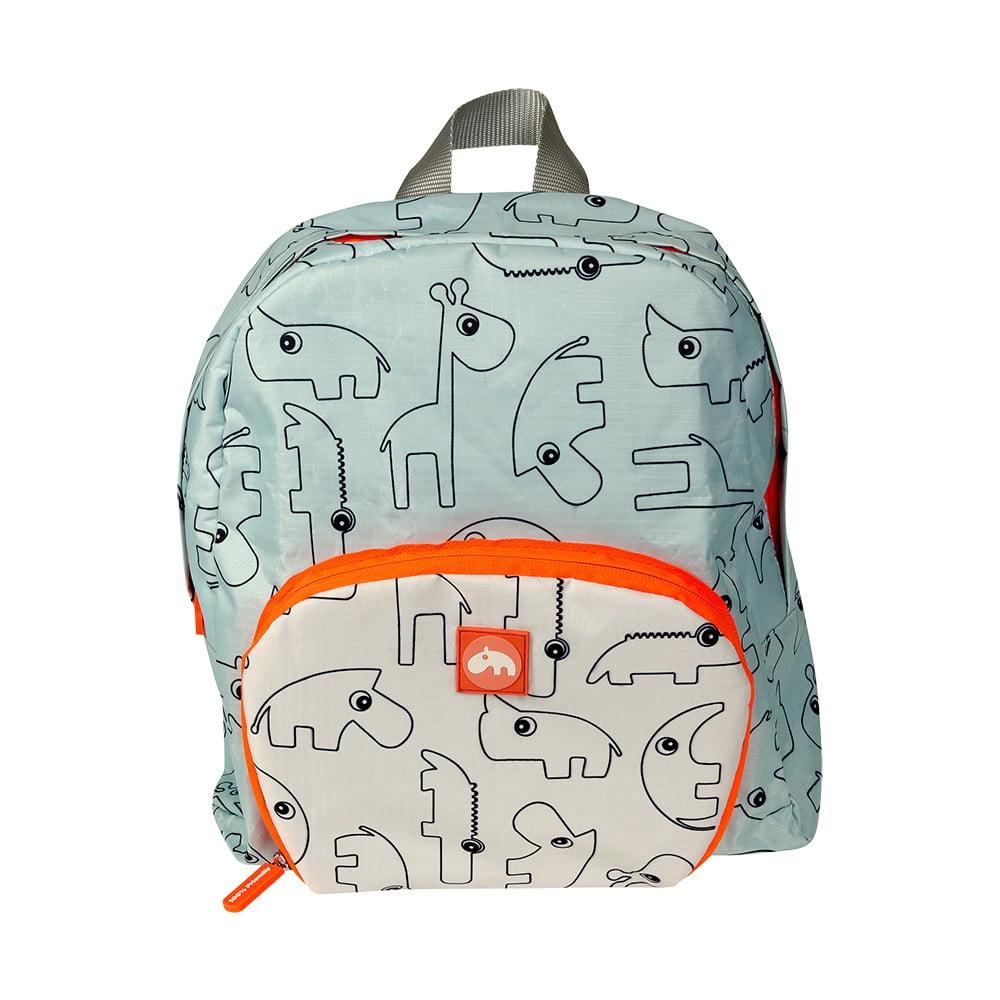 Modrý dětský batoh Done by Deer