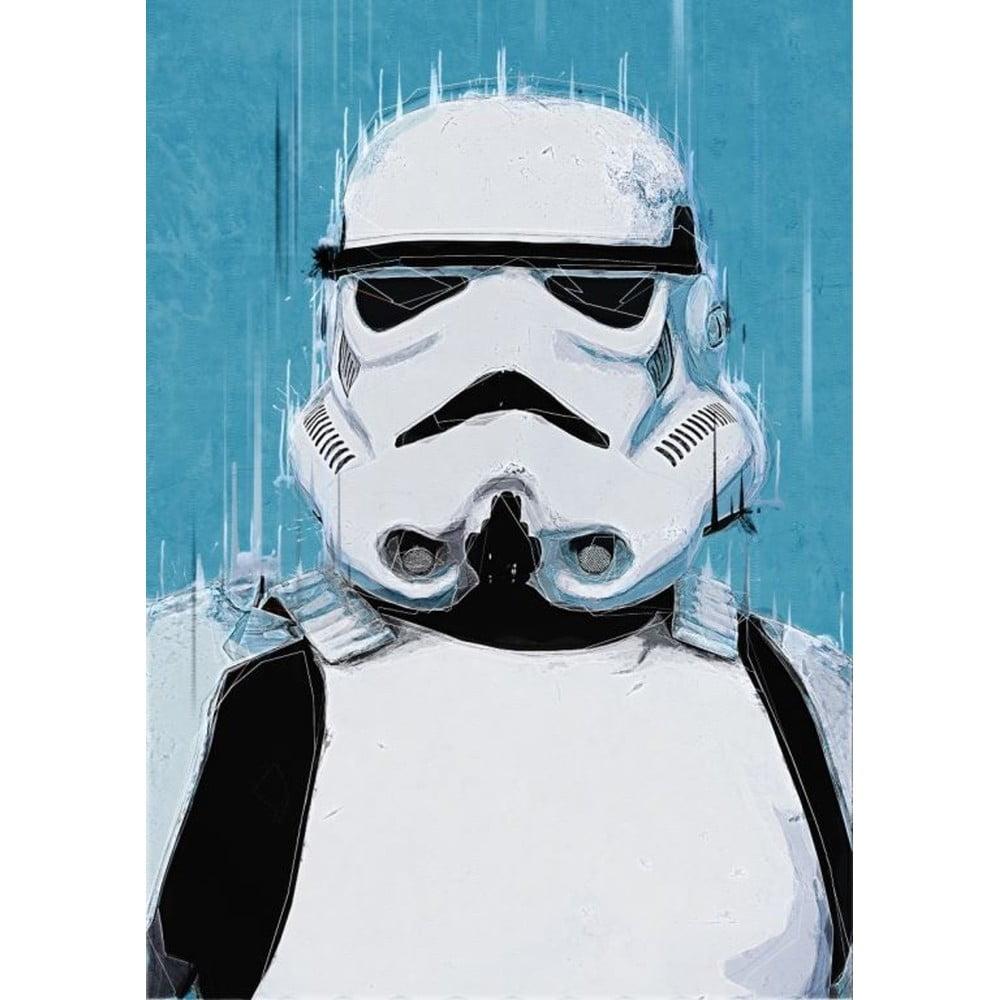 Plakát Blue-Shaker Star Wars 13, 30 x 40 cm