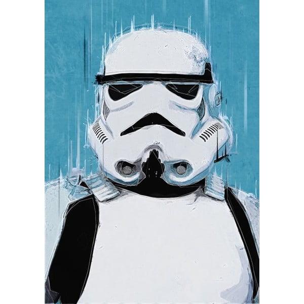 Star Wars 13 poszter, 30 x 40 cm - Blue-Shaker