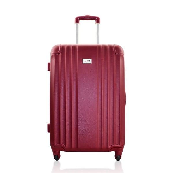 Sada 3 cestovních zavazadel Valises Avec Red