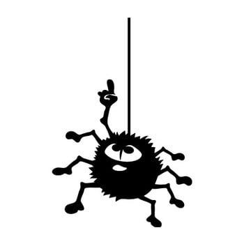 Autocolant Ambiance Hanging Spider