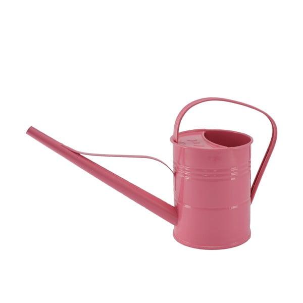 Kulatá kropící konev Kovotvar 1,5 l, růžová