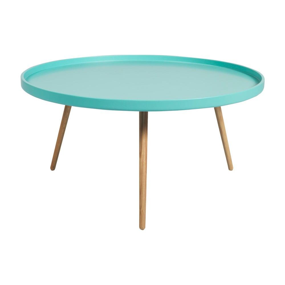 Tyrkysový konferenční stolek Folke Desi