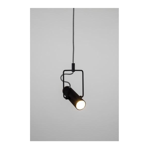 Černé závěsné svítidlo Zuiver Marlon
