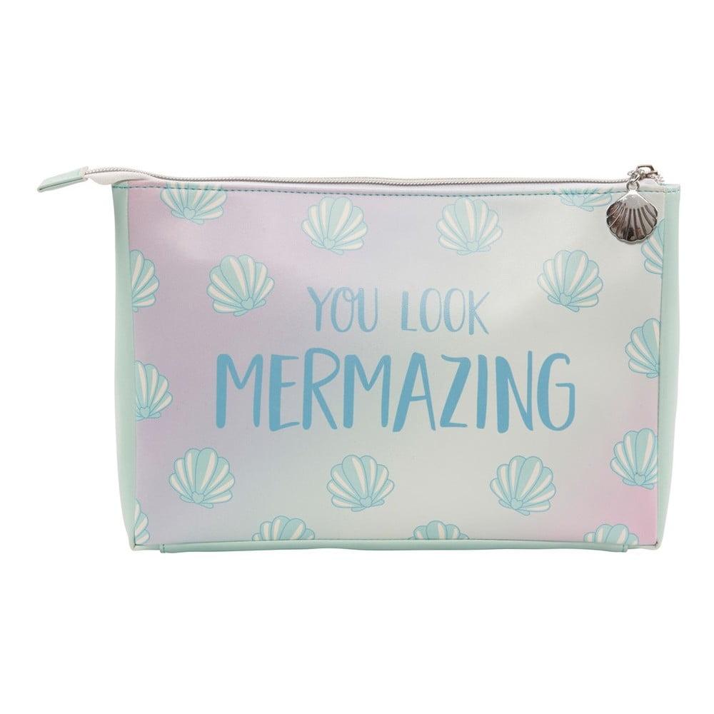 Kosmetická taštička Sass & Belle Mermaid