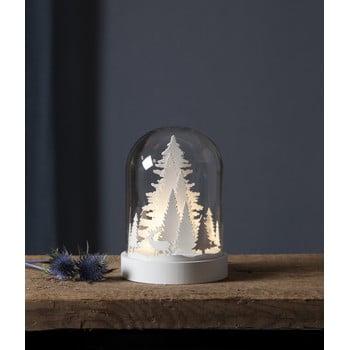 Decorațiune luminoasă cu LED Best Season Kupol Tree, înalțime 17,5 cm imagine