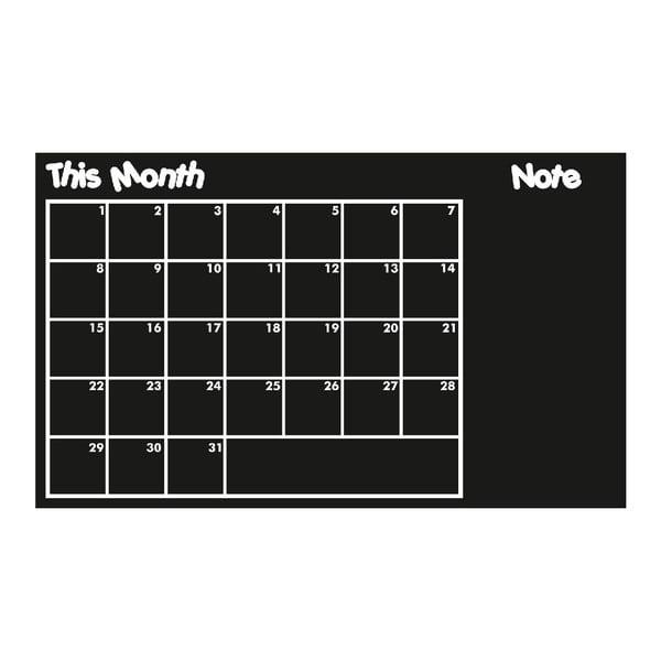 Tablă autocolantă de perete This Month