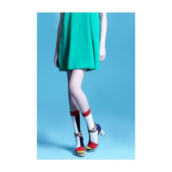 Ponožky Estelle White, vel. 39-42