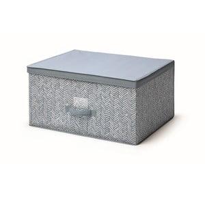 Cutie pentru depozitare Cosatto Tweed, lățime 60 cm, albastru