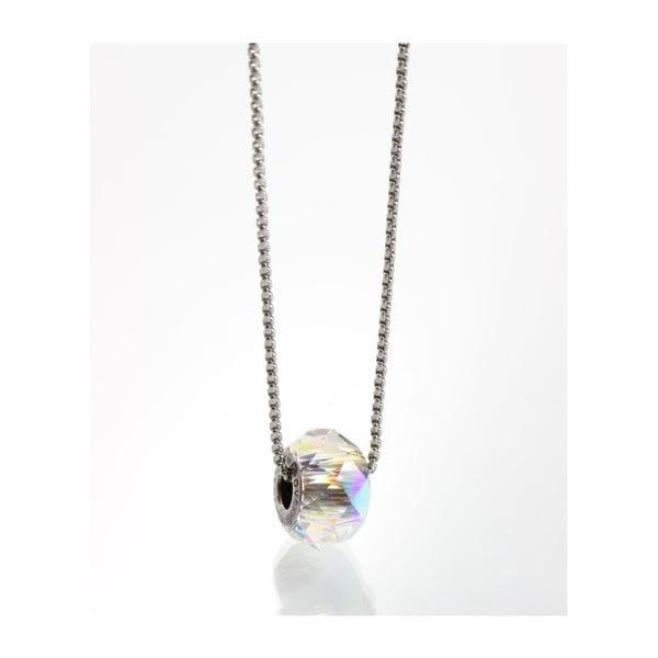 Náhrdelník Element Glass, 43-47 cm