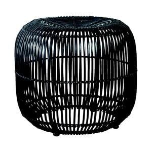 Stolička Modern, černá