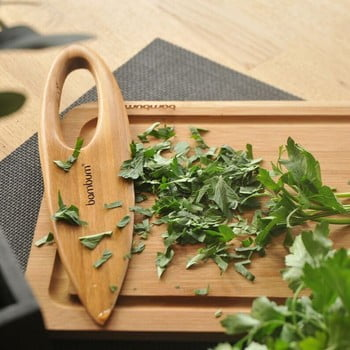 Cuțit din bambus pentru plante aromatice Bambum Gaas imagine