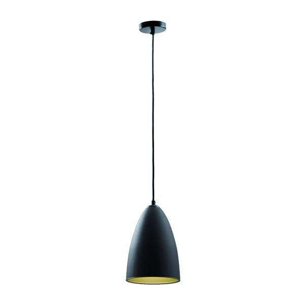 Závěsná lampa Donna, černá