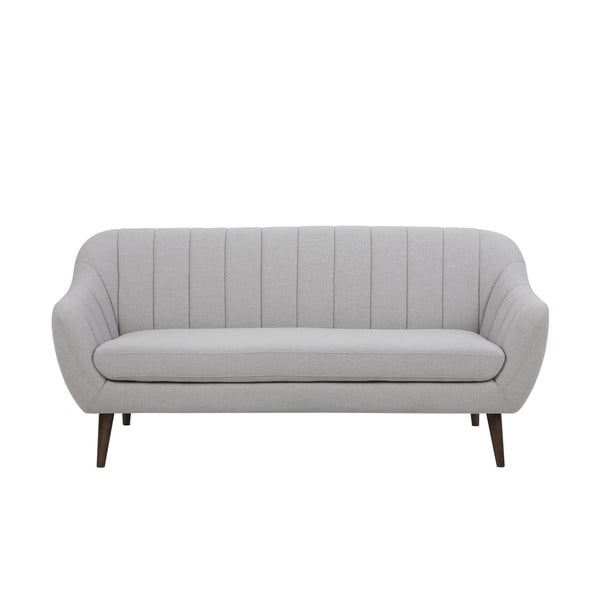 Canapea cu 3 locuri Actona Doria, gri deschis