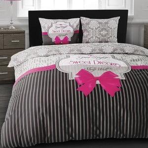 Povlečení Sweet Dream Pink, 140x200 cm