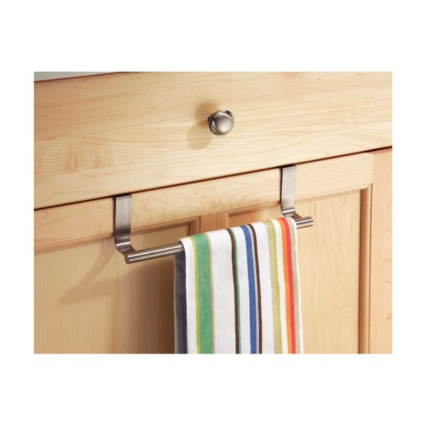 Cuier de ușă InterDesign Forma Towel Bar