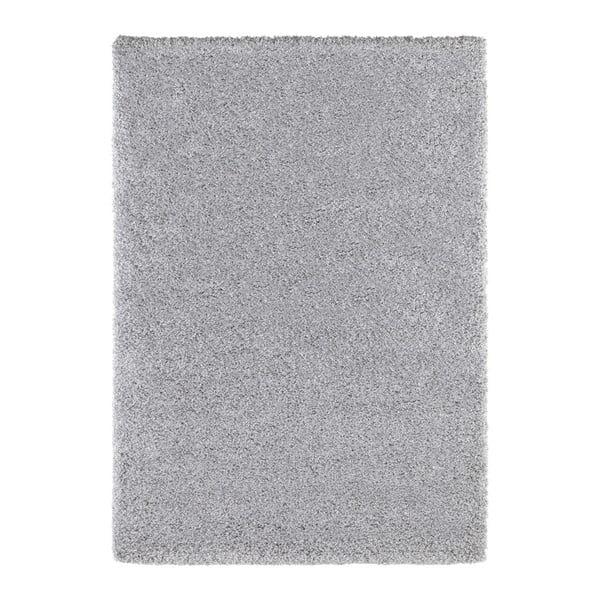 Modrošedý koberec Elle Decor Lovely Talence, 160 x 230 cm