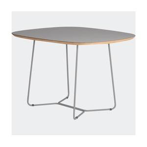 Stůl Maple střední, šedý