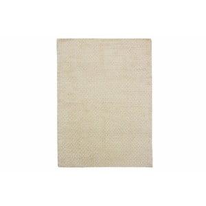Ručně tkaný koberec Kilim Tsts Beige, 100x150 cm