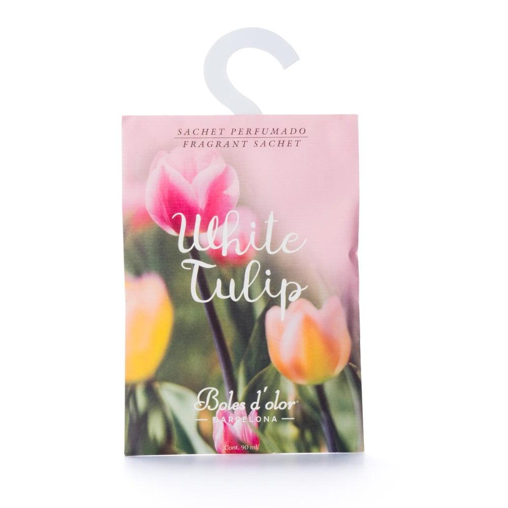 Vonný sáček s vůní tulipánů Ego Dekor White Tulip