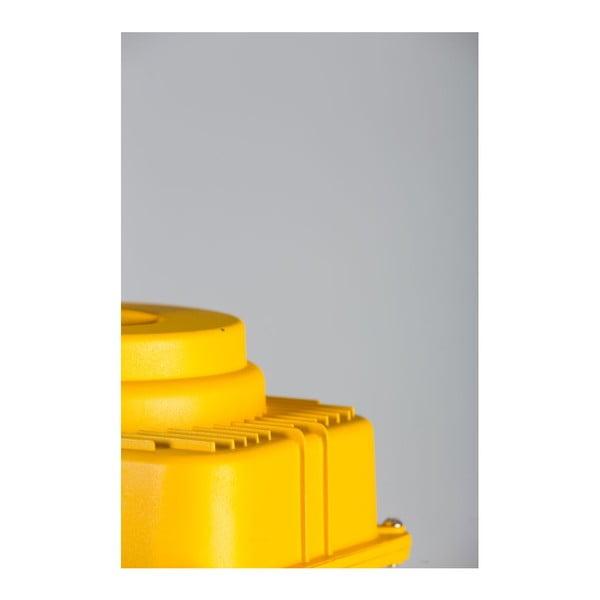 Žluté stropní svítidlo ETH Manduria