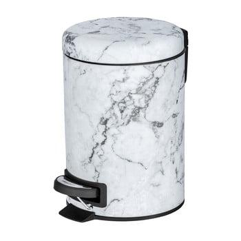 Coș de gunoi cu pedală Wenko Onyx, 3 l imagine