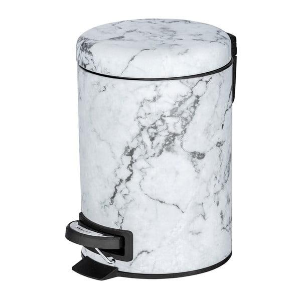 Coș de gunoi cu pedală Wenko Onyx, 3 l