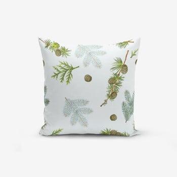Față de pernă Minimalist White Pine, 45 x 45 cm de la Minimalist Cushion Covers