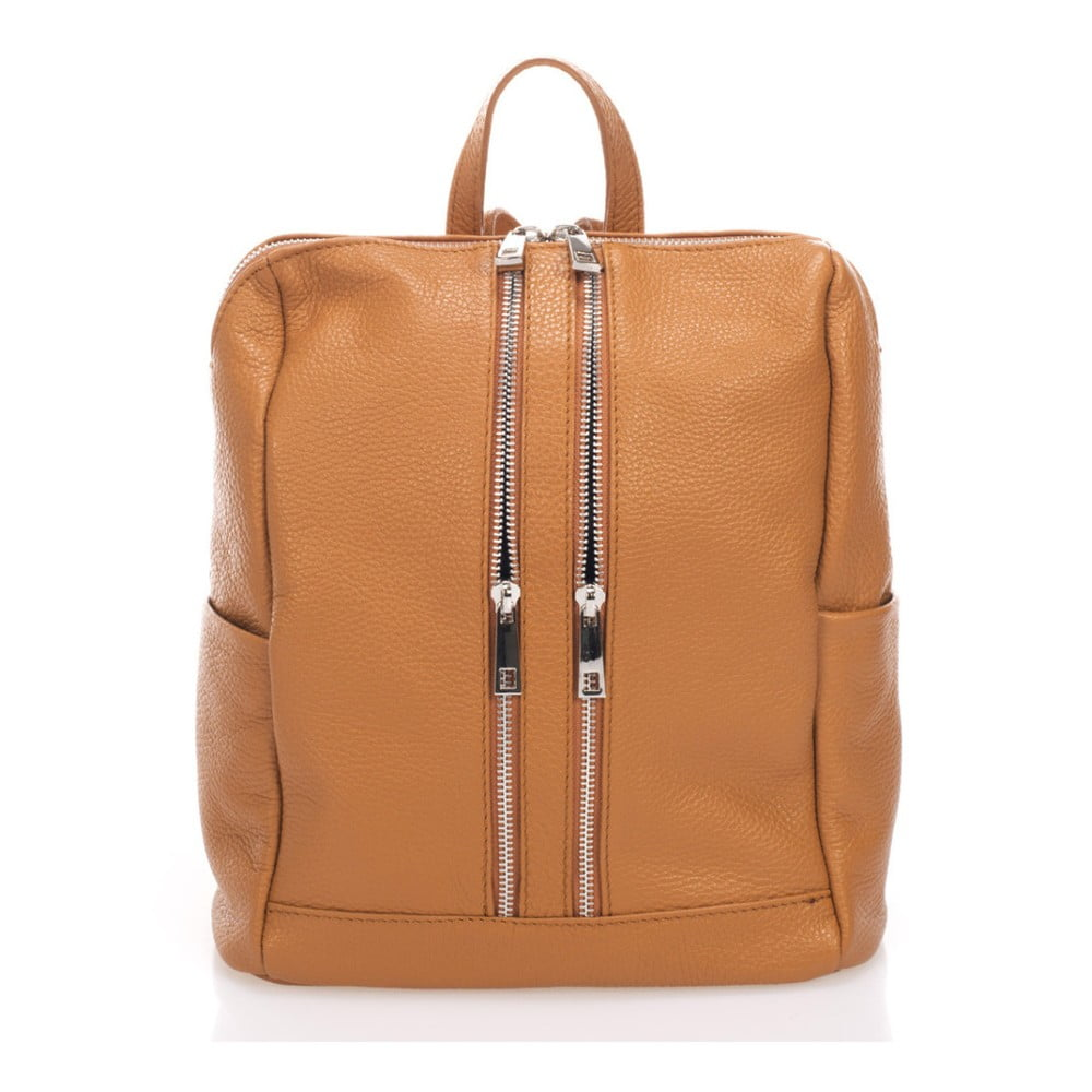 Světle hnědý batoh Markese Cipria