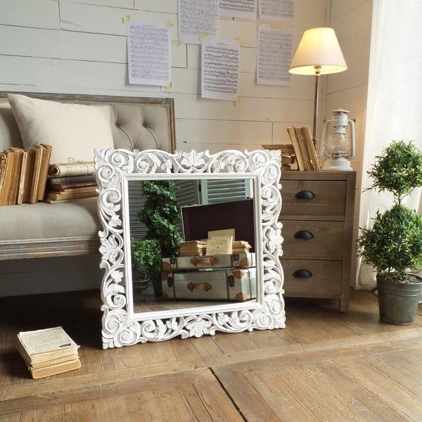 Zrcadlo Monza Antique White