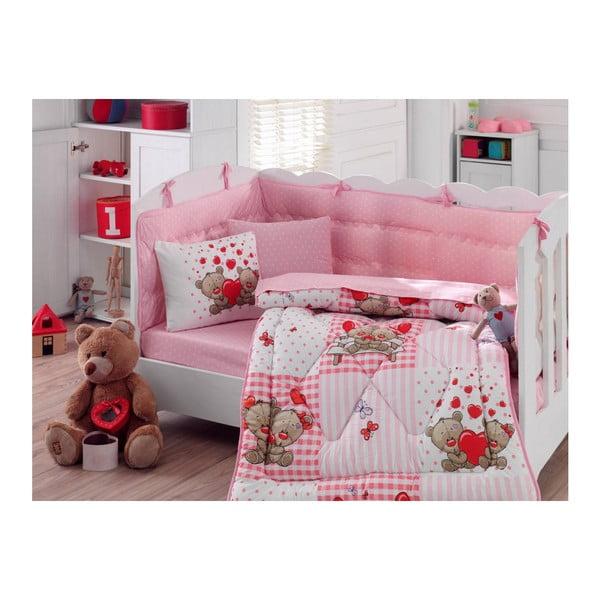 Dětský ložnicový set Yumi, 100x170 cm