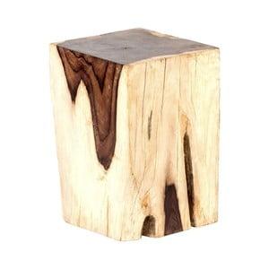 Zahradní stolička z palisandrového dřeva Massive Home Treb Odine