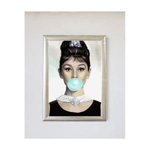 Plakát v rámu Piacenza Art Audrey Balon, 30x20cm