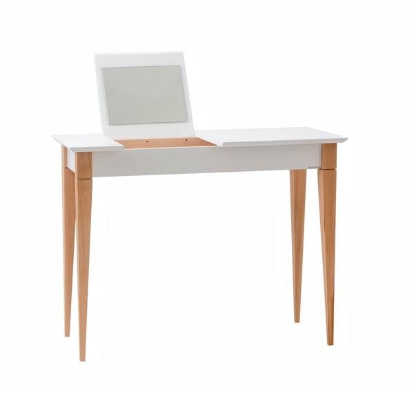 Mimo fehér fésülködőasztal, szélesség 105 cm - Ragaba